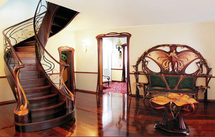 design history art nouveau design ideas art nouveau interior art nouveau furniture art. Black Bedroom Furniture Sets. Home Design Ideas
