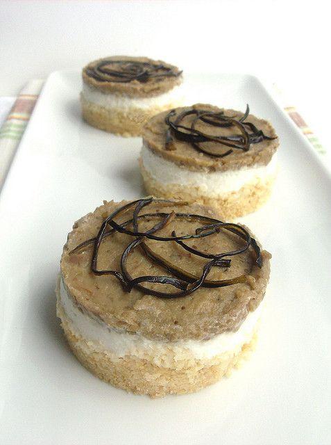 Cheesecake di ricotta e melanzane by una finestra di fronte via flickr cooking antipasti - Una finestra di fronte ...
