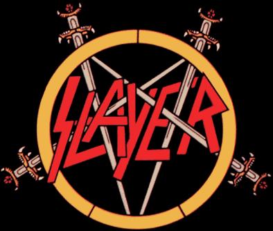 Slayer Logo Metal Band Logos Slayer Band Slayer