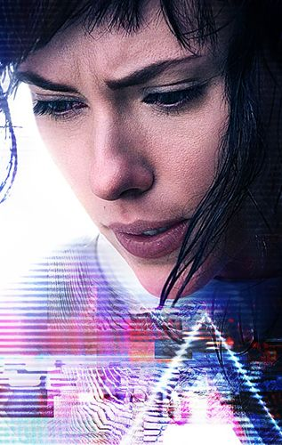 Ghost In The Shell 2017 Live Action Scarlett Johansson Movie