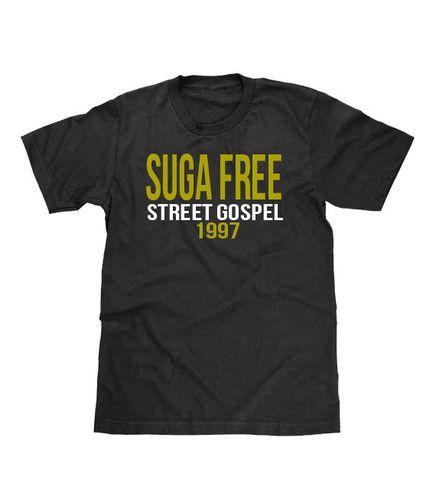 Street Gospel Suga Free T-Shirt - Luxury Brand LA - Shop