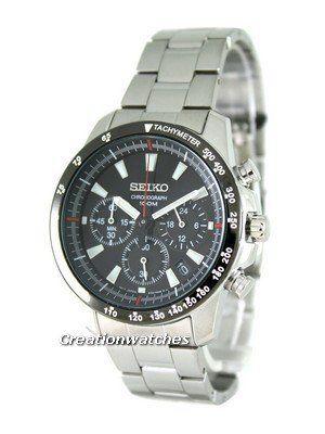 Sports Seiko Ssb031 Ssb031p Neo Chronograph Mens Ssb031p1 Watch QxtrhsdCB