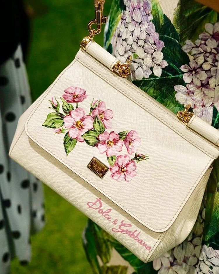 DGSicily  DGWomen Floral Fashion 656e4a3e3a87c