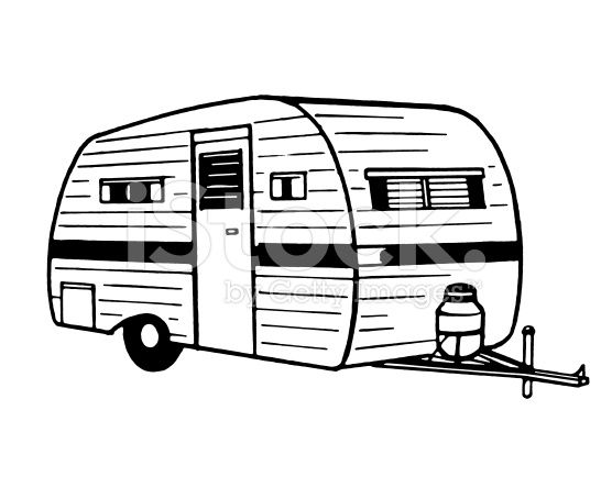 vintage travel clipart black and white - photo #10