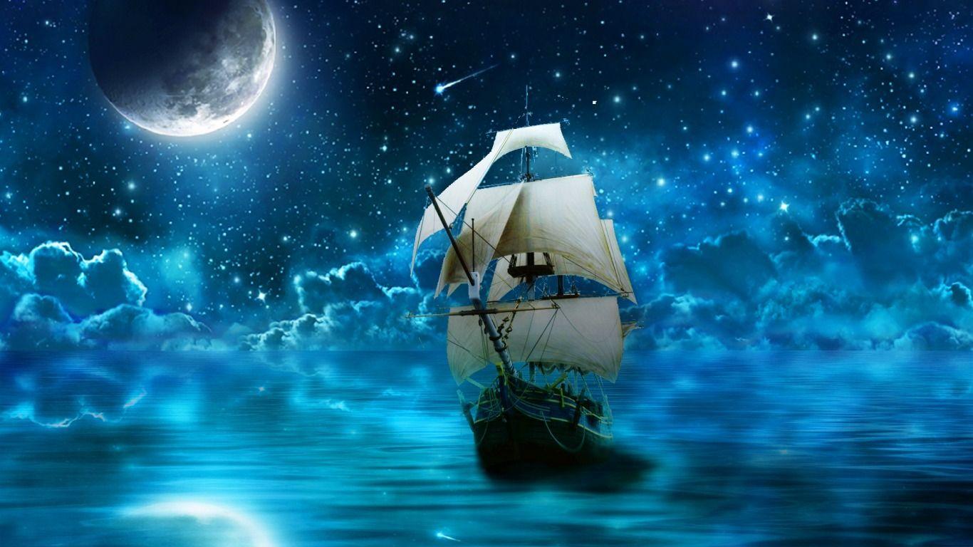 Корабли во сне картинки