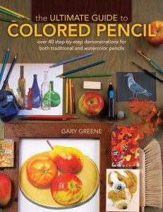 Fabulous Colored Pencil Drawing Books
