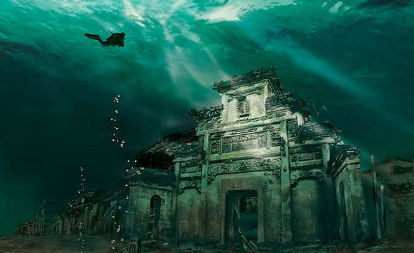 12 Most Beautiful Abandoned Places In The World  Shicheng City, China  Another Location That