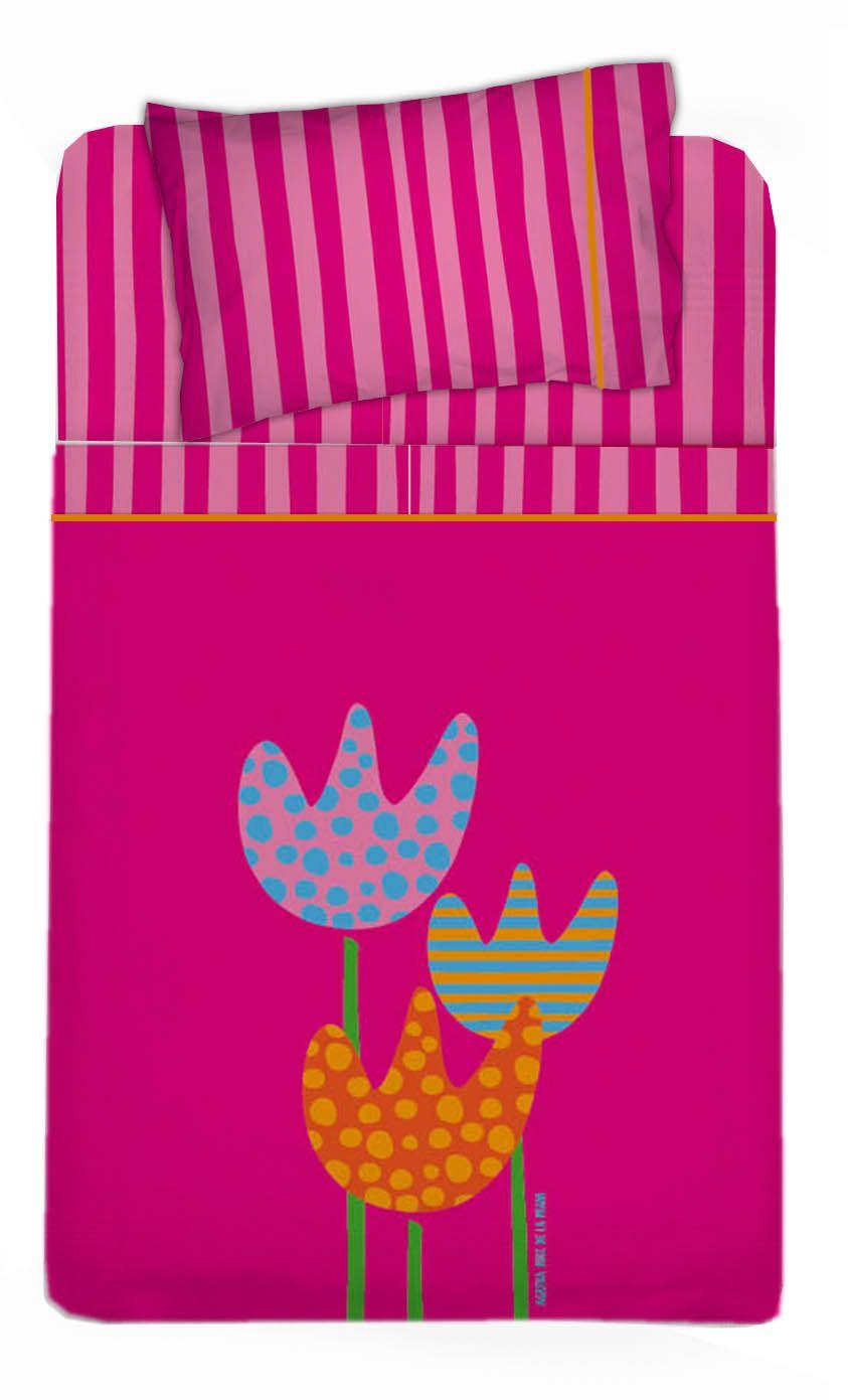 agatha ruiz linge de lit Sabanas Tulipanes Agatha Ruiz de la Prada | Agatha Ruiz De La  agatha ruiz linge de lit