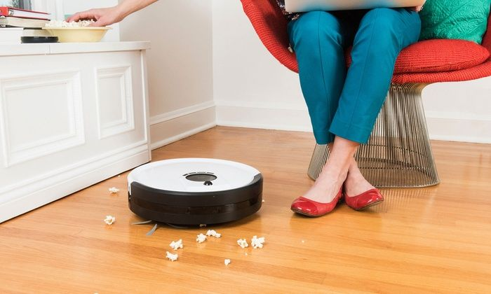 Robot Vacuum With Mop