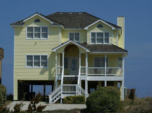 Granddaddy S Ocean Nags Head Rentals Outer Banks Vacation Rentals Outer Banks Vacation Oceanfront Rentals