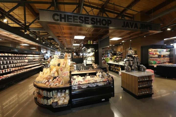Exposed Steel Trusses Restored Wood Ceilings Rugged Brick And Polished Concrete Frame A Masterful Merchandising Progr Retail Design Retail Design Blog Design