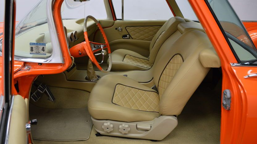 1959 Chevrolet El Camino Resto Mod S116 Houston 2014