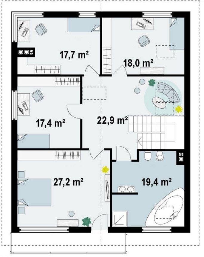 planos de casas infonavit con medidas
