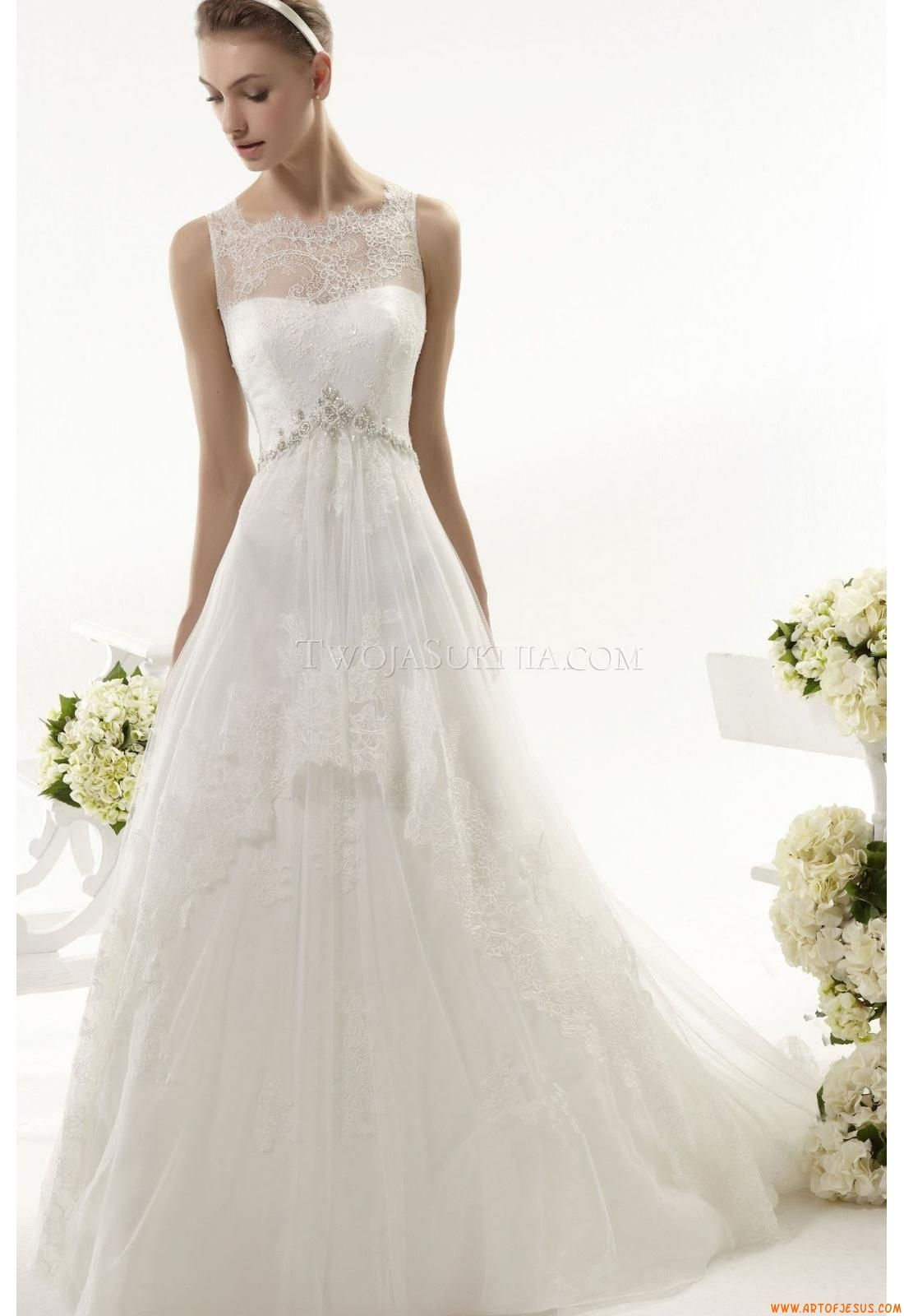 Wedding dresses aire barcelona yauris vintage not getting