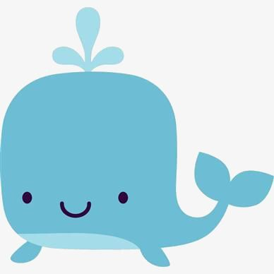 Free Cute Cartoon Whale Pull Material Cute Clipart Cartoon Clipart Whale Clipart Png Transparent Clipart Image And Psd File For Free Download Create A Critter Cartoon Whale Cartoon Clip Art