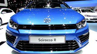 2015 Volkswagen Scirocco R - Luxury cars