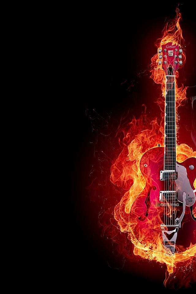 Guitar IPhone S Wallpapers IPad