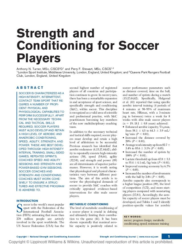 soccer fitness conditioning program - http\/\/epicsoccertraining78 - soccer resume for college