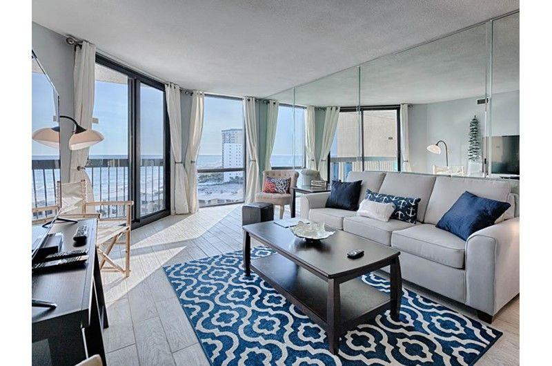 Sundestin Beach Resort Floor To Ceiling Windows Offer Panoramic Views At Sundestin 1115 Florida Condo Rentals Florida Condos Beachfront Vacation Rentals