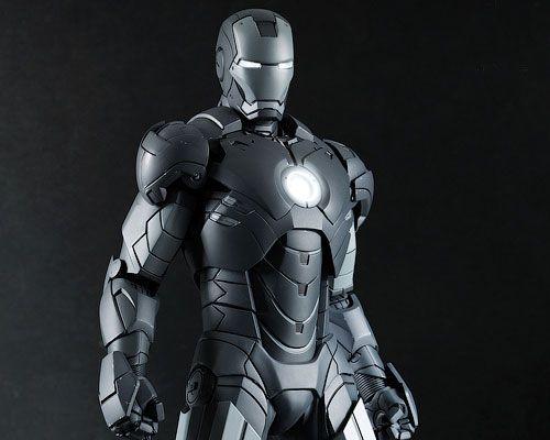 Коллекционная фигурка Железный человек марк 4 секретный ...