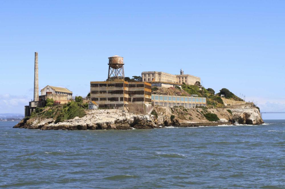 Alcatraz Island Tickets And Tours In 2020 Alcatraz Tour Alcatraz Island Haunted Places In California