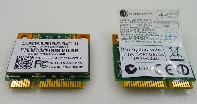 Ssea Wholesale Original New Wireless Card Ar5b195 Ar9285 3 0