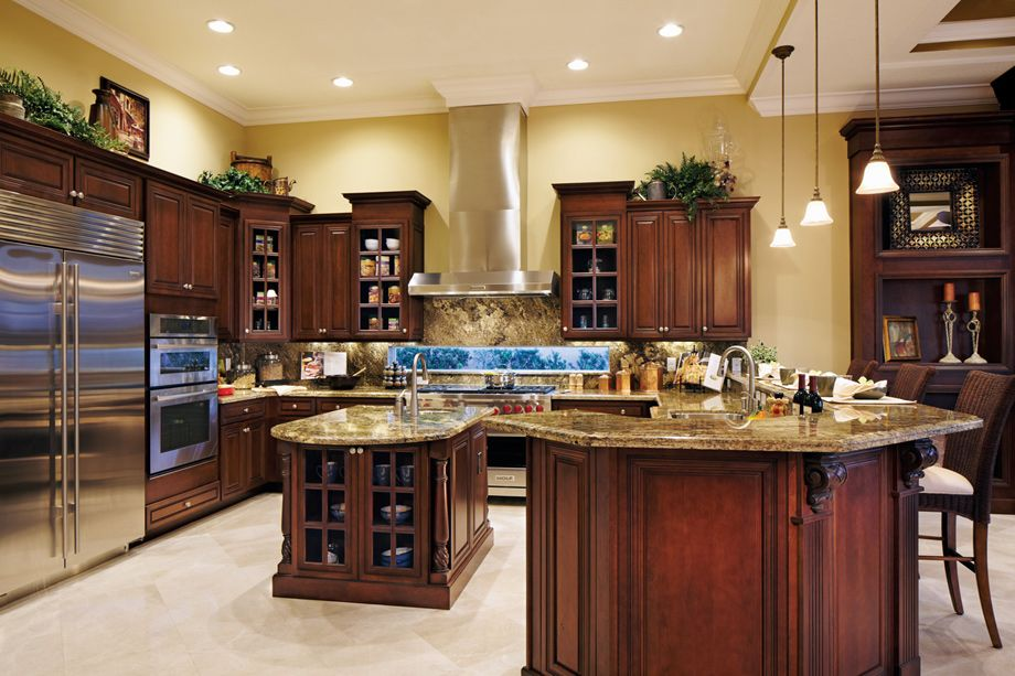 Toll Brothers  The Dalenna Kitchen  Toll Brothers  Pinterest Interesting Kitchen Design Your Own Review