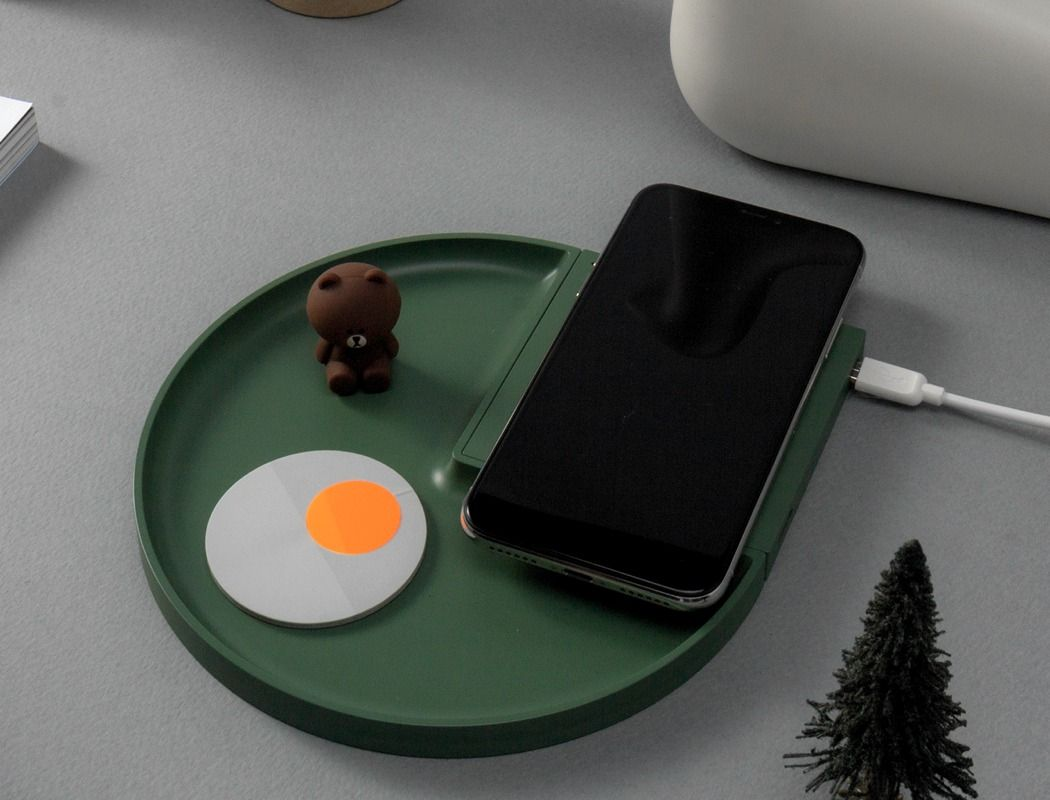 MODULAR WIRELESS CHARGER | Wireless charger, Wireless
