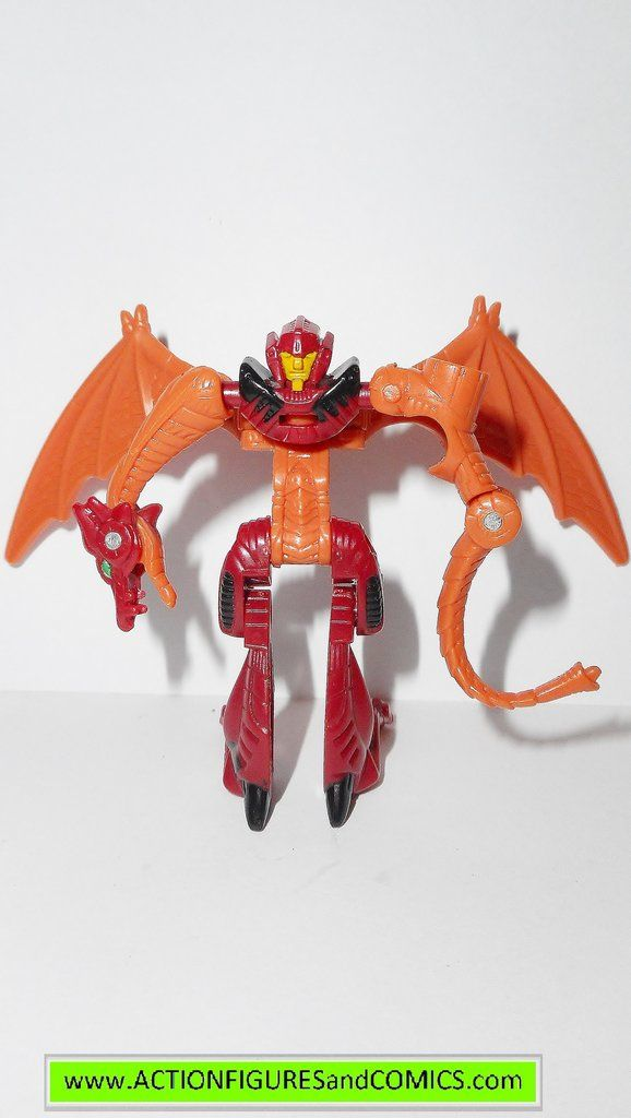 Transformers Classics Nightscream Complete Clear Skies Mini-con Dragon
