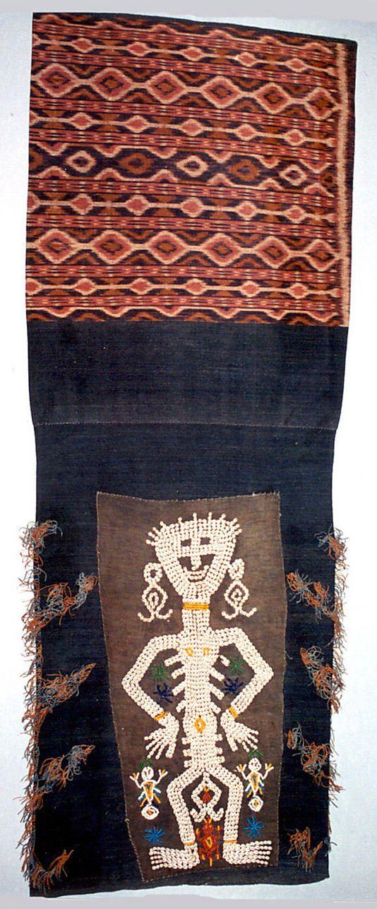 Woman's Ceremonial Skirt (Lau Hada) Sumba Island