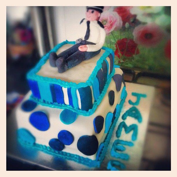 Birthday Cake For My Boyfriend Made From Scratch Presents