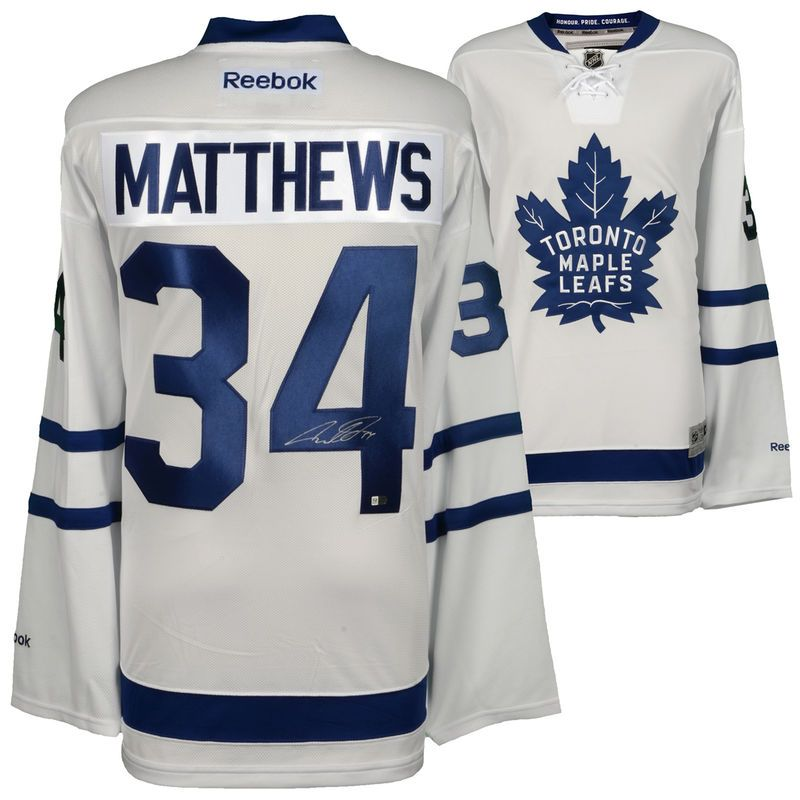 national sports leafs jersey