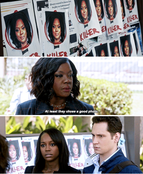 How To Get Away With Murder Htgaw Pinterest Asesino Series