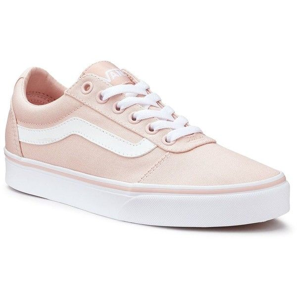 48fd32c64f Vans Ward Women s Canvas Skate Shoes ( 55) ❤ liked on Polyvore featuring  shoes