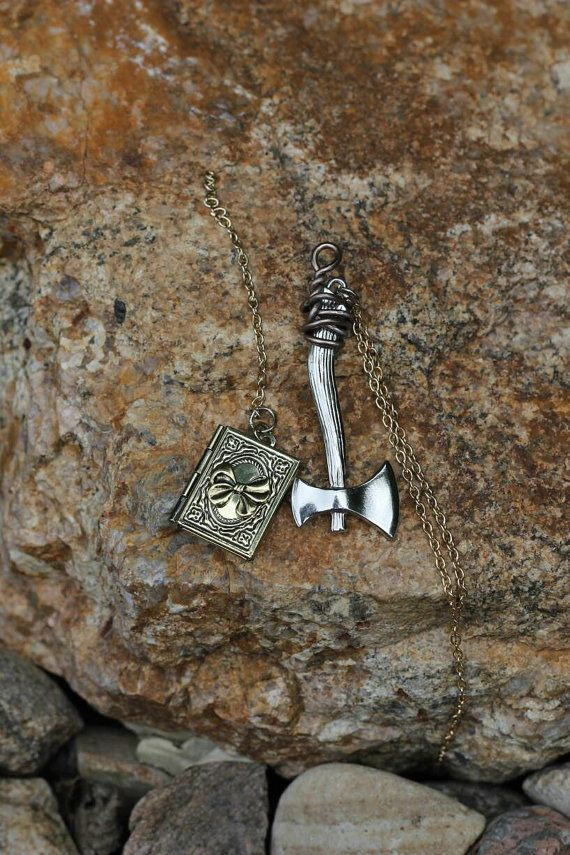Hey, I found this really awesome Etsy listing at https://www.etsy.com/listing/459109580/axe-earring-faerie-tale-fairy-tale