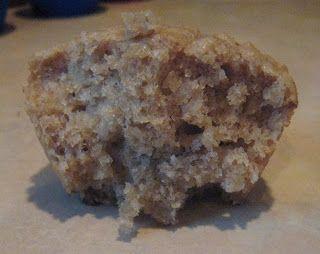 Oatmeal Muffins - Homemade Dutch Apple Pie