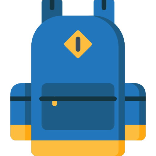 Backpack Free Vector Icons Designed By Freepik Vector Icon Design Free Icons Icon Design
