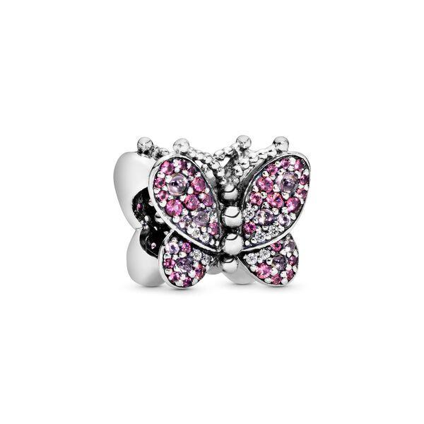 charm pandora farfalla