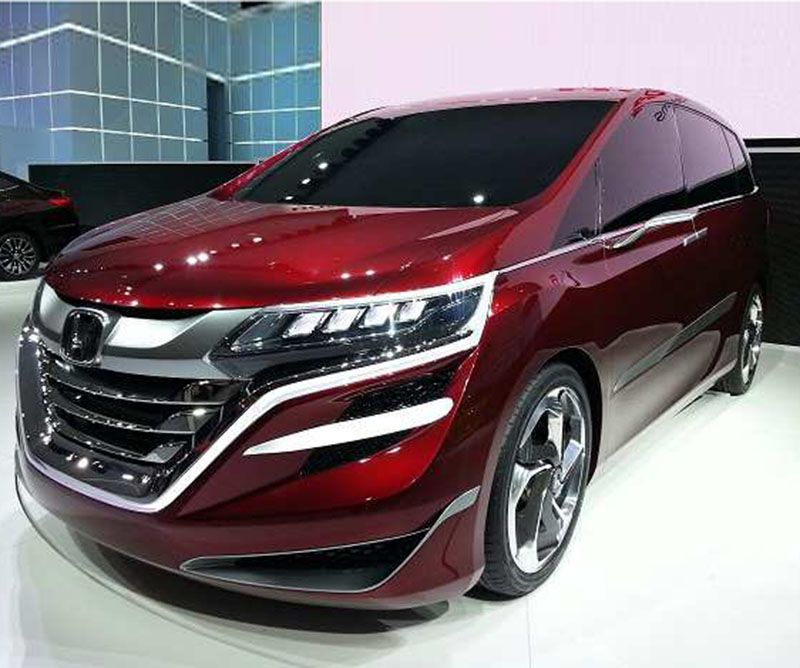 2017 New Honda Odyssey Price Release Date Specs Performance Review