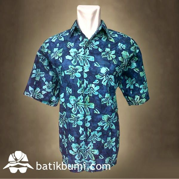 Kemeja Batik Cap Smoke Kode Kbcs 03 Rp 100 000 Kemeja Batik Dengan Lengan Pendek Ukuran L Panjang 78cm Dan Lebar 56cm Bahan Batik Kemeja Batik Biru