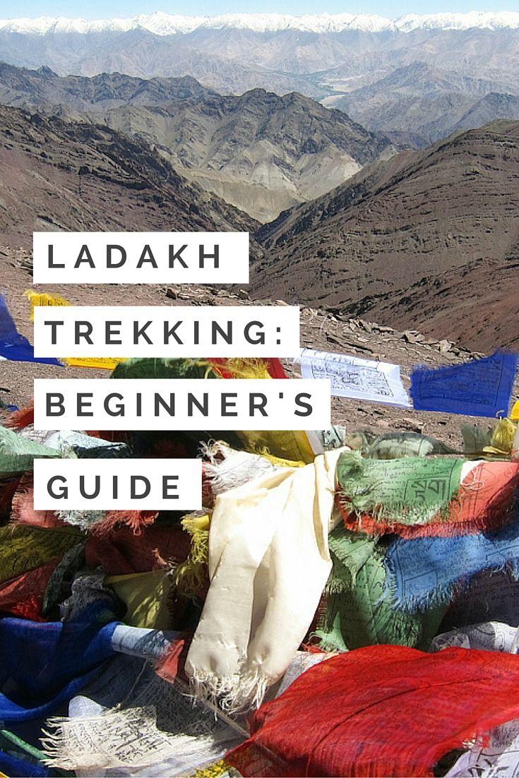 Ladakh Trekking: A Beginner's Guide