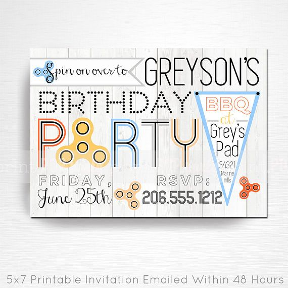 emailed invitations