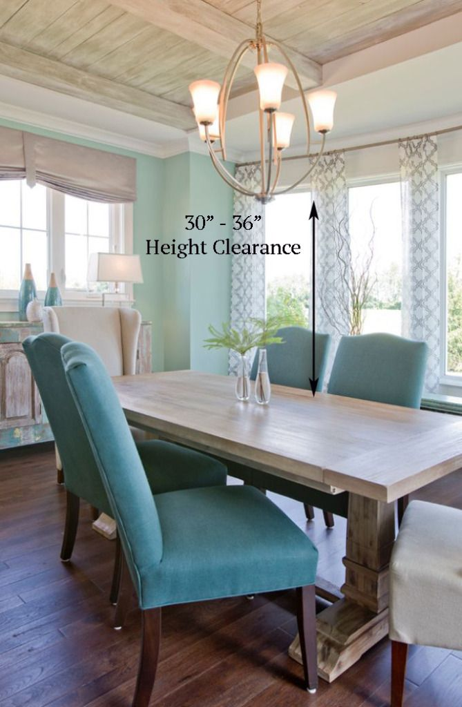 Chandelier Sizing Rules Beige Dining Room Dining Room Design Home Decor