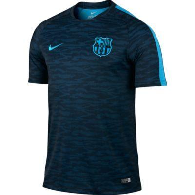 Nike Mens Soccer Shirt - Nike U.S. Flash Premium University Red/Game Royal/White N82x4229