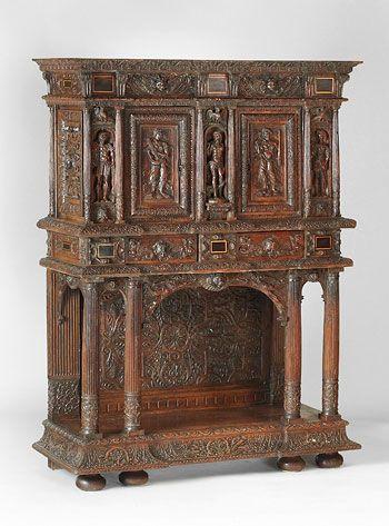 Second Half 16th Century Probably Bourgogne Renaissance Furniture Medieval Decor Gothic Furniture