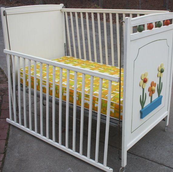 Unavailable Listing On Etsy Vintage Baby Cribs White Baby Cribs Vintage Crib