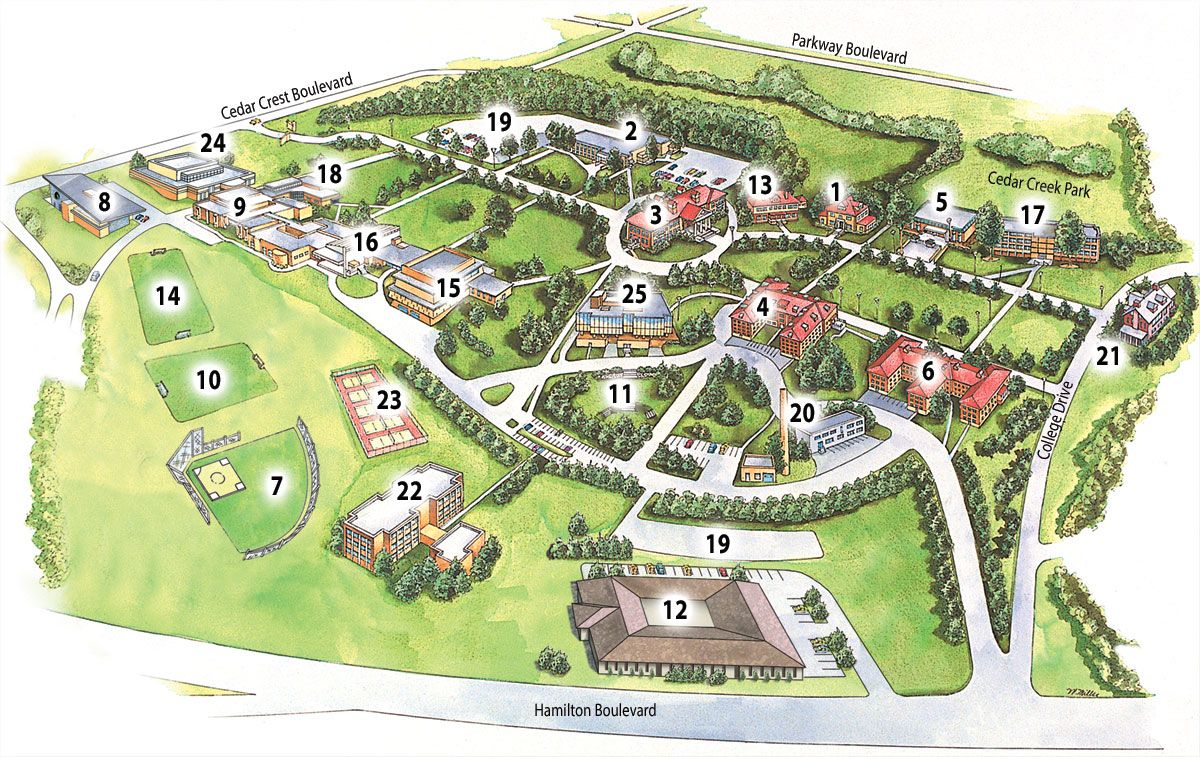Unc Chapel Hill Campus Map Related image | college | Campus map, College campus, Unc chapel hill
