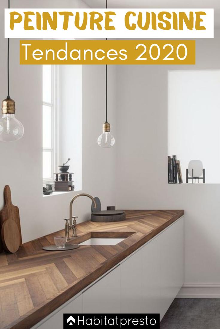 Couleur De Cuisine Tendance 2015 peinture de cuisine : 6 couleurs tendances en 2020