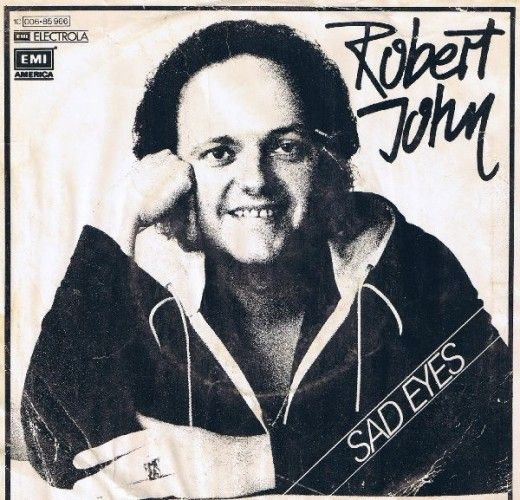 Image result for sad eyes robert john