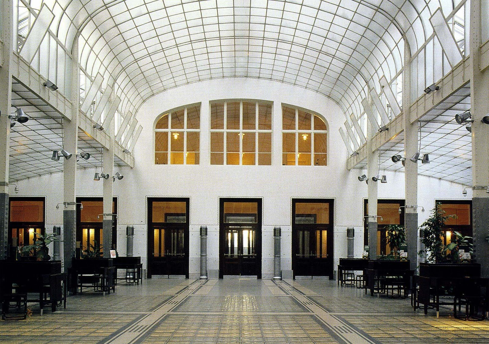 Modern Architecture Vienna otto wagner and the vienna savings bank | savings bank